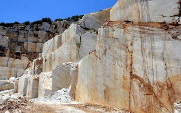 geo Ondulato Marble quarry
