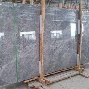 Hermes Grey Marble Slabs